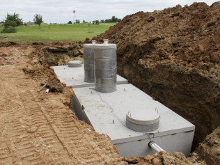 septic tank installation in highlandville missouri